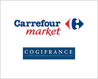 Références Carrefour logo