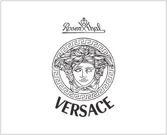 Références Axa Versace Logo