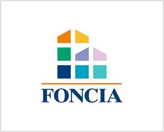 Références Foncia logo