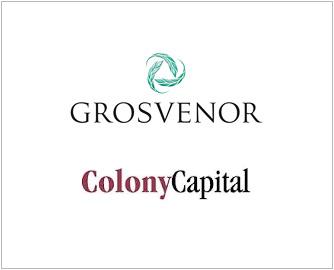 Références Grosvenor Logo