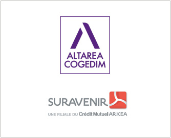Références Suravenir logo