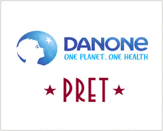 Danone Logos