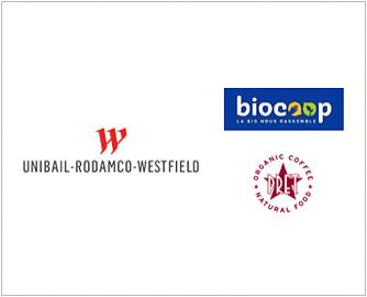 Unibail Rodamco Westfield Logos